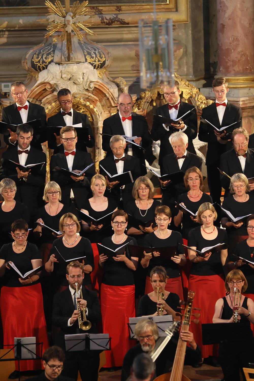 Das Heinrich-Schütz-Ensemble Vornbach